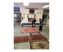Do you Need Repaired Commercial Area Rug in Jacksonville