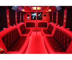 Party Bus Rental in  Fort Worth, TX