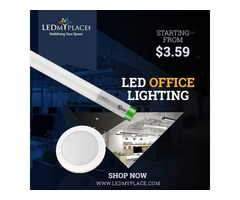 Buy Best Office Lighting to Save Your Energy