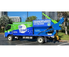 get involved in the trash bin & dumpster cleaning business