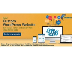 GPC InfoTech is best Wordpress Web Design Company