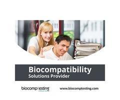 Biocompatibility Solutions Provider