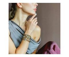 Luxury Women's Beaded Bracelets