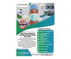 High Quality N95 Face Mask and Surgical Face Mask for sale