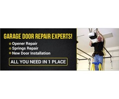 Silver Fox Garage Door Repairs -Every day Service