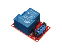 5pcs BESTEP 1 Channel 5V Relay Module 30A With Optocoupler Isolation Support High And Low Level Trig
