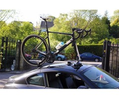 Bike racks for a car - Bike Fastener