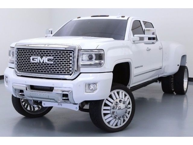 2015 GMC Sierra 3500 Denali Custom SEMA Dually - Cars ...