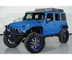 2014 Jeep Wrangler SEMA