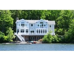 Lakefront Homes For Rent in NJ