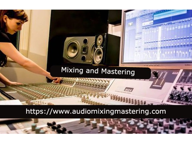 Mixing and Mastering Services | free-classifieds-usa.com