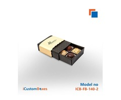 Customize the custom pie slice boxes at wholesale rates