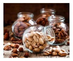 Roasted and Salted Almonds Online   Its Delish