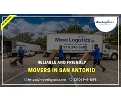 Move Logistics - Reliable And Friendly Movers In San Antonio