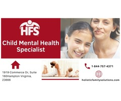 Child Mental Health Specialist | Holistic Treatment for ADHD