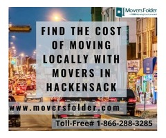 Find the Cost of Moving Locally with Movers in Hackensack