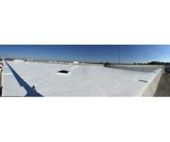 Commercial Roof Leak Repair Service