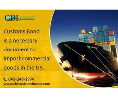 Get Continuous Customs Bond to Import Goods?