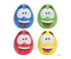 Custom Color Stress Balls with Logo - Order from 1001stressballs.com