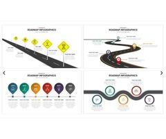 Roadmap Infographic Templates