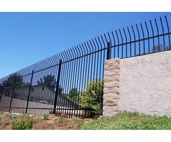 Steel Fencing Rancho Santa Fe