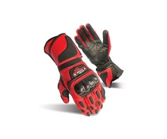 Shop Commercial-grade Leather Motorcycle Gloves
