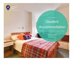 Find your spacious and fully furnished student accommodation at Marymount