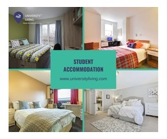 Find your spacious and fully furnished student accommodation at Stadium View
