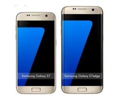 Samsung Galaxy S7 /s7 edge Octa Core Mobile phone 16 MP Camera android 6.0 4GB/32GB original refurbi