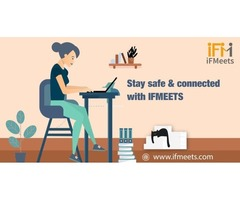 iFMeets – Keeping people safe and connected amidst COVID-19