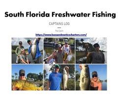 Delray Beach Freshwater Fishing FL