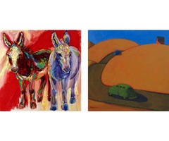 Santa Fe Art Gallery Shows