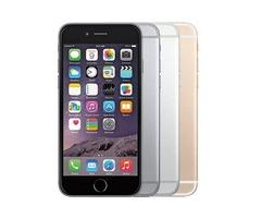 Original iPhone 6 Unlocked Cell Phone 4.7 inch 16GB/64GB/128GB A8 IOS 11 4G FDD Support Fingerprint