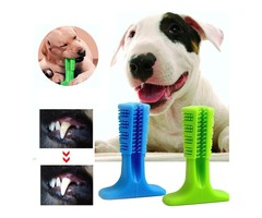 Dog Toothbrush Toy Brushing Stick Pet Molar Toothbrush for Dog Puppy Tooth Healthcare Teeth Cleaning