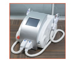 High quality laser diode hair removal OPT SHR Hair Removal Skin rejuvenation IPL laser hair removal