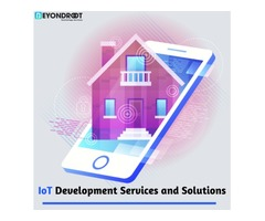 Beyond Root | High-quality IoT development Services and Solutions