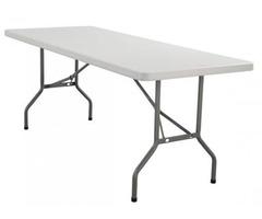 Wholesale Banquet Plastic Folding Tables