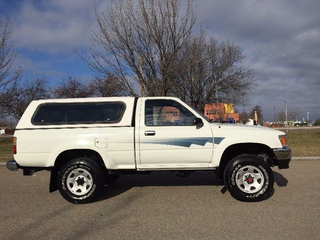 1992 toyota pickup manual transmission