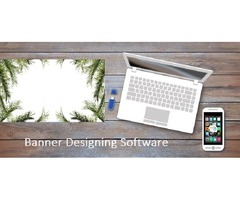 Design attractive banners and create powerful brand presence online