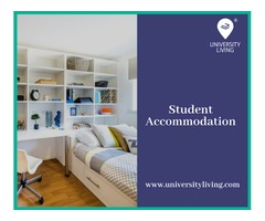 Find your spacious and fully furnished student accommodation at ESL Townhouse