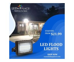 Purchase Led Flood Lights On Discounted Prices