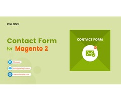Magento 2 Contact Form Extension at Best price