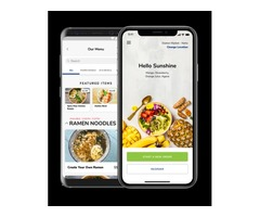Customized Online Ordering System