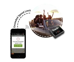 Real Time GPS Tracking Device  - Tracki