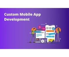 Custom Mobile App Development Company in NY, USA