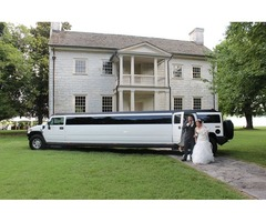 Hire wedding limo in NYC on your big day
