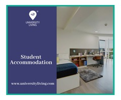 Find your luxurious and fully furnished student accommodation at Quad West