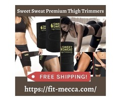 All new Sweet Sweat Premium Thigh Trimmer