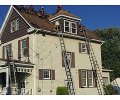 Low-Price Roofing Replacement With New Window Installation