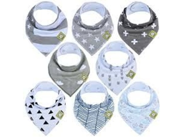 Bandana Bibs for Toddlers | free-classifieds-usa.com